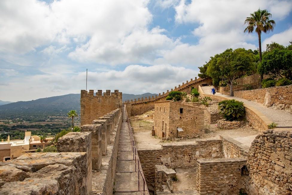 Zamek Capdepera