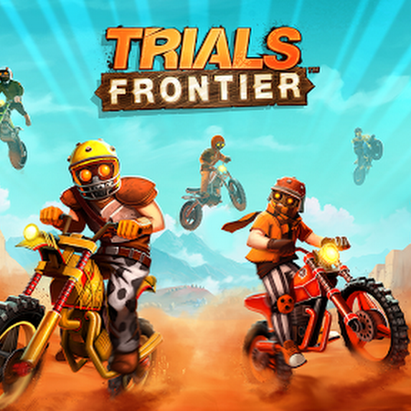 Trials Frontier v5.0.0 (Mod Money)