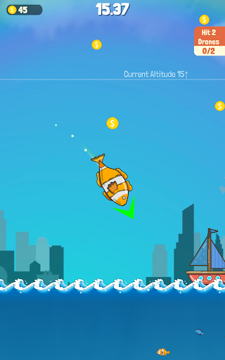 Submarine Jump!  screenshots 12