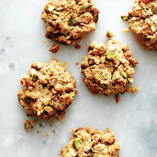 Pistachio Oatmeal Cookies.