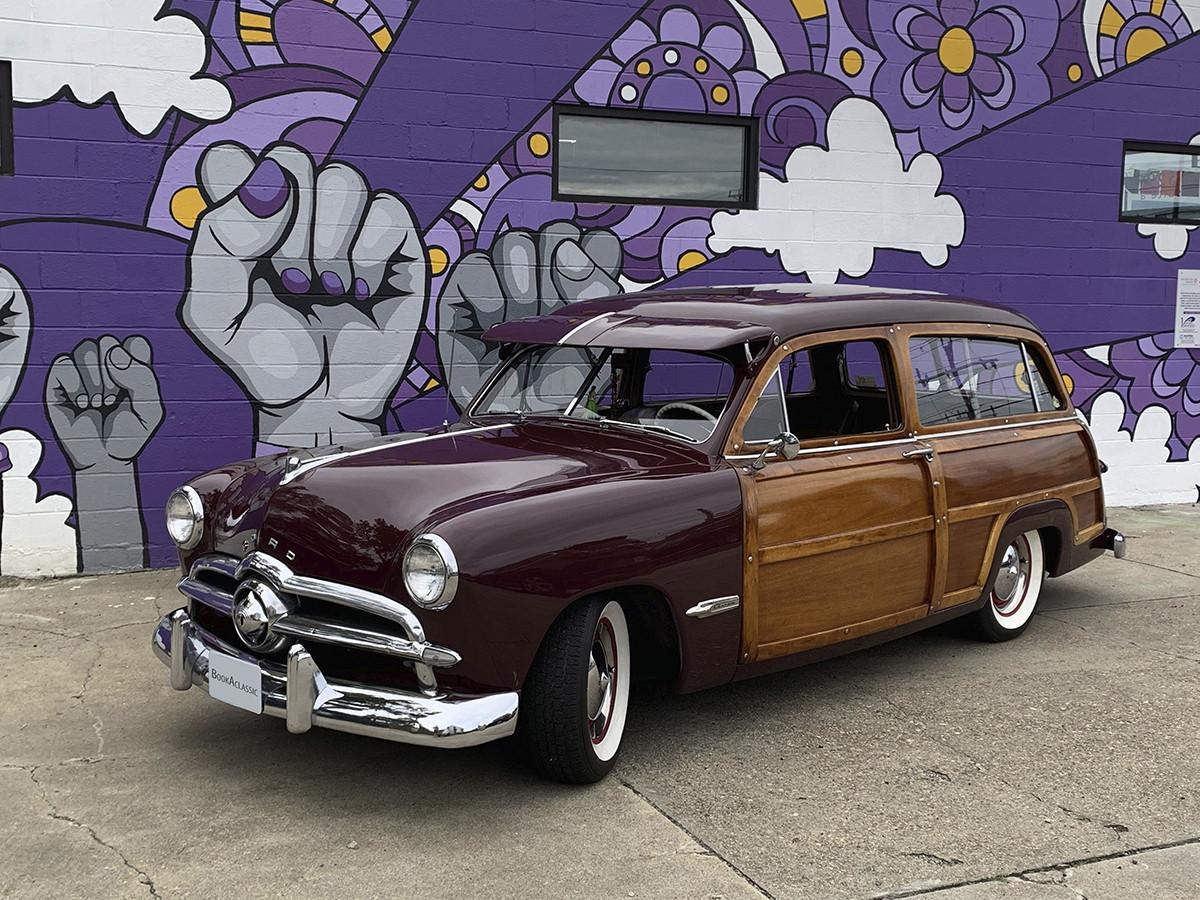 Ford Woodie Wagon Hire Virginia Beach