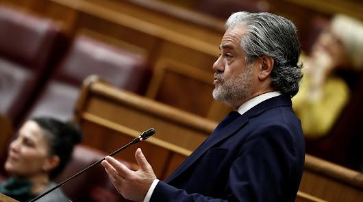 Marcos de Quinto deja Ciudadanos tras el anuncio del apoyo a la prórroga