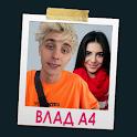 Влад А4 Селфи с Влад Бумага icon