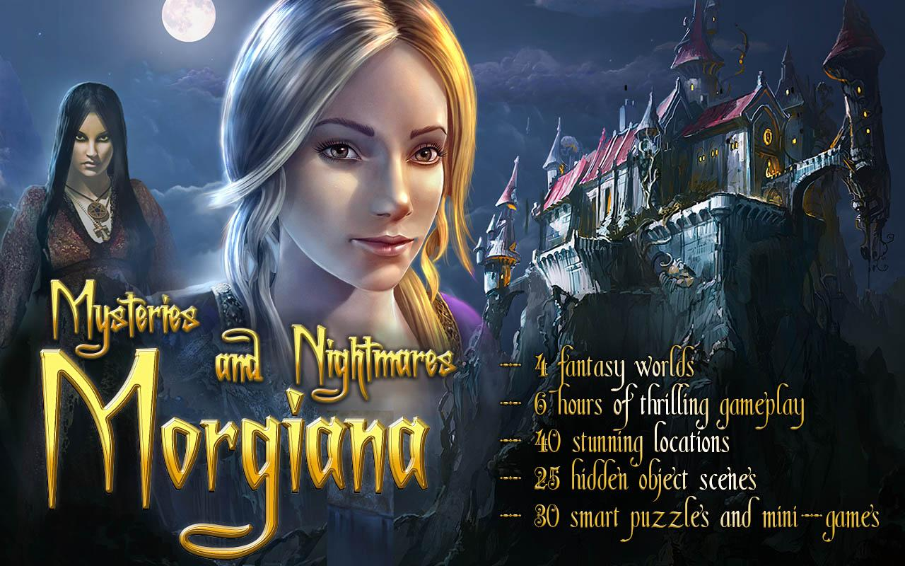 Mysteries & Nightmare Morgiana- screenshot