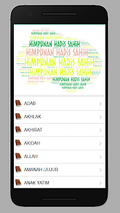 1 Hari 1 Hadis for PC-Windows 7,8,10 and Mac apk screenshot 1