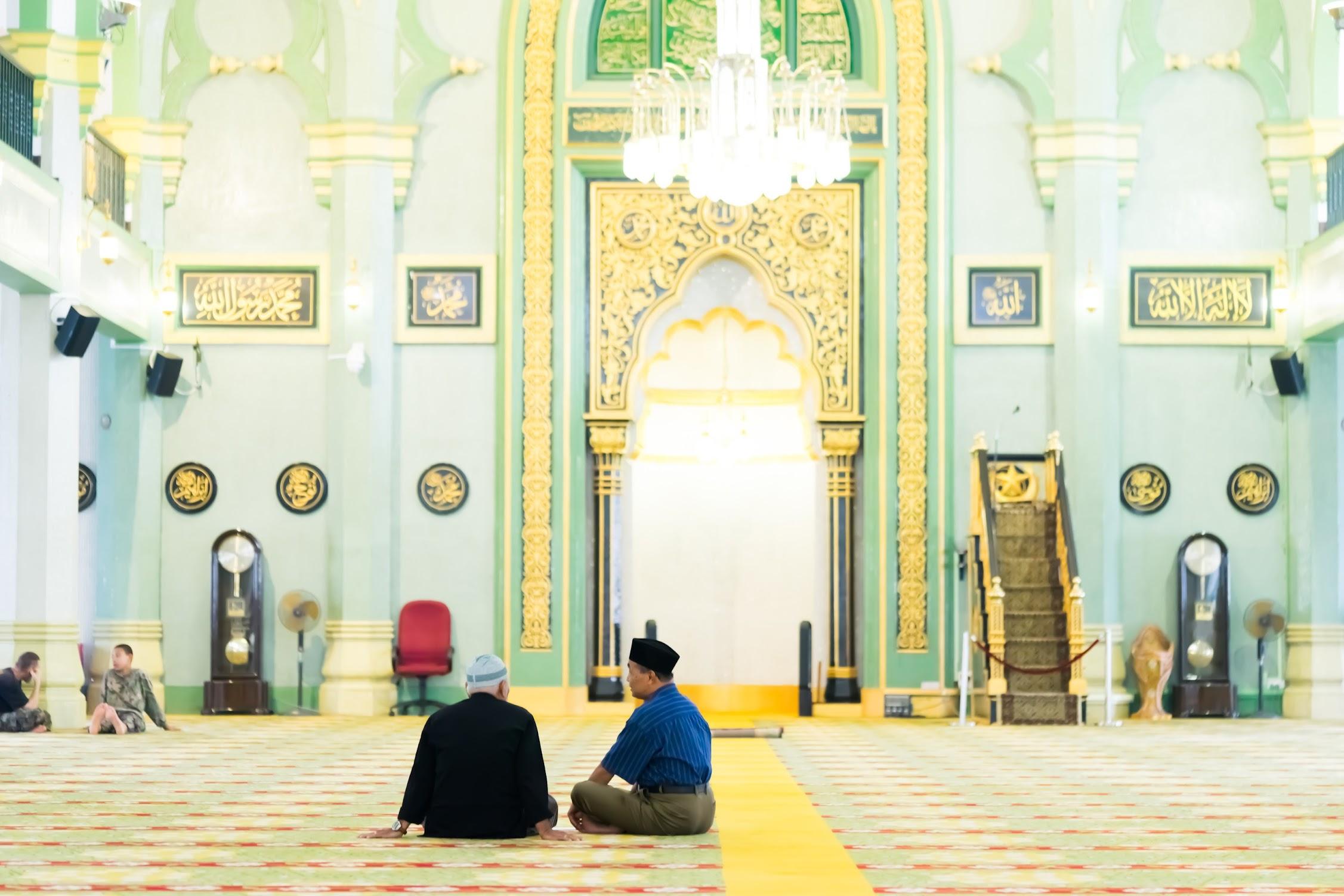シンガポール サルタン・モスク3