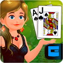Blackjack Fest : Casino Blackjack 21 Card Games icon