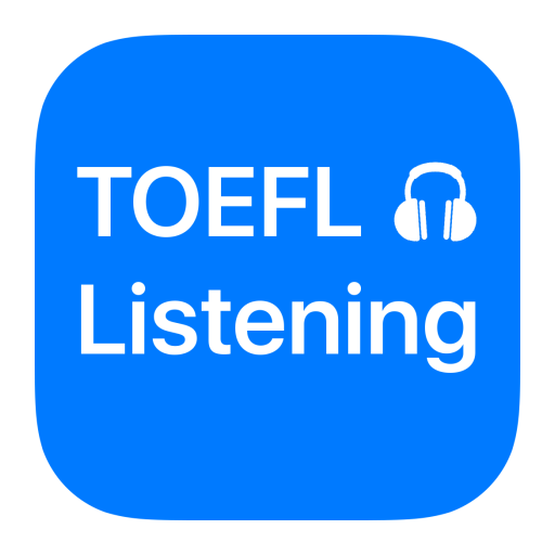 TOEFL Listening Icon