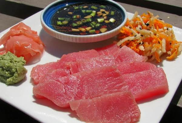 Raw Fish (sashimi)