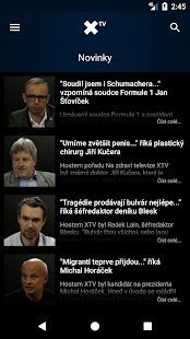 XTV.cz- screenshot thumbnail