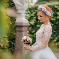 Wedding photographer Galina Mescheryakova (GALLA). Photo of 29.08.2017