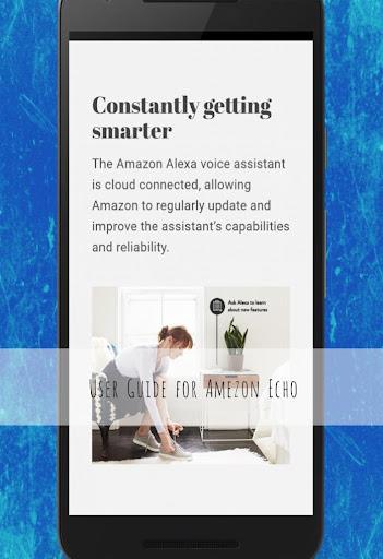 User Guide for Amazon Echo 1.0 screenshots 3