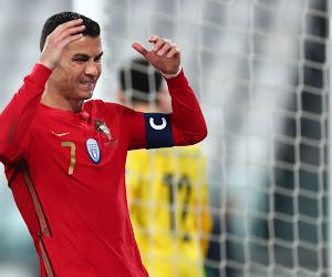 L'arbitre suspendu après le but refusé de Cristiano Ronaldo avec le Portugal