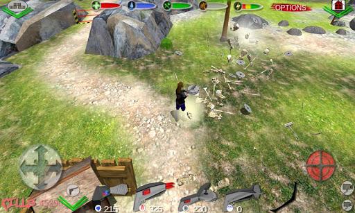 Zombi Survivor Bâtiment : survivre  captures d'écran 2