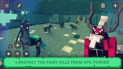 Download pony survival craft for pc for Survival crafting games pc