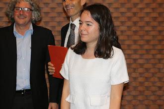 """Photo: Menzione d'onore: Valentina Coli, Liceo Classico """"Mamiani"""" Pesaro."""