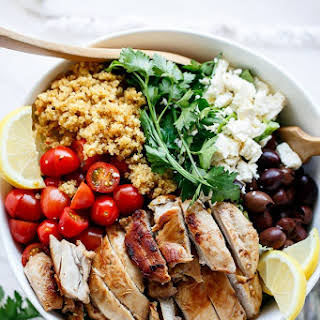 Quinoa Chicken Salad Recipes.