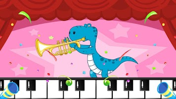 Screenshot of Musical Genius: game for kids