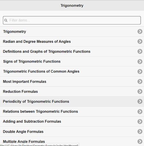 All Geometry Formula 1.0.2 screenshots 1