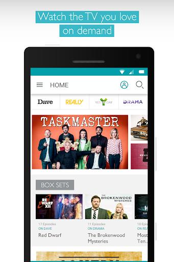 UKTV Play - Watch TV shows & catch up on demand app (apk