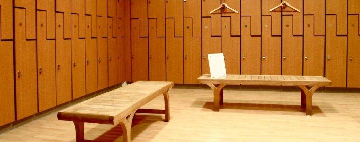 Zogics Gym Safety Checklist Locker Room