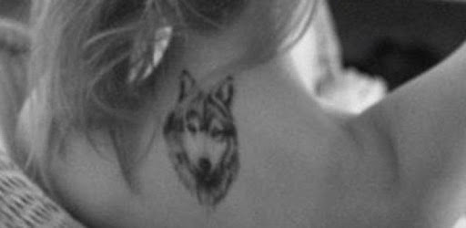 Wolf Tattoo Design app (apk) free download for Android/PC/Windows screenshot