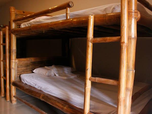 Jungle Environment Survival Training Jest Camp Dormitory
