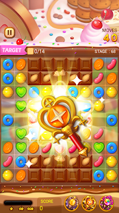 CANDYTIME : SWEET PUZZLE- screenshot thumbnail