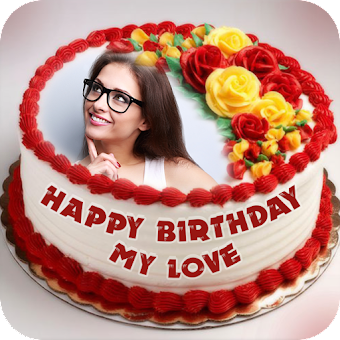 Download Birthday Cake With Name And Photo On Pc Mac With Appkiwi