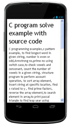 C Programming Everything