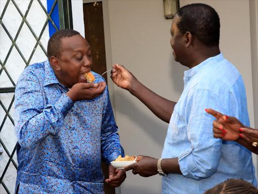 Will Kenyatta Family back Raila in 2022?