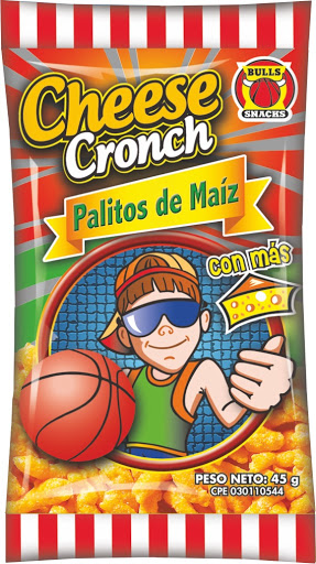 snack cheese cronch 45gr