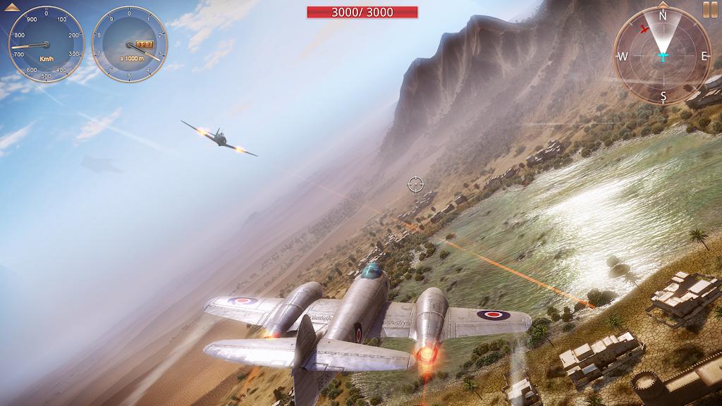 Sky Gamblers: Storm Raiders 2  poster 14