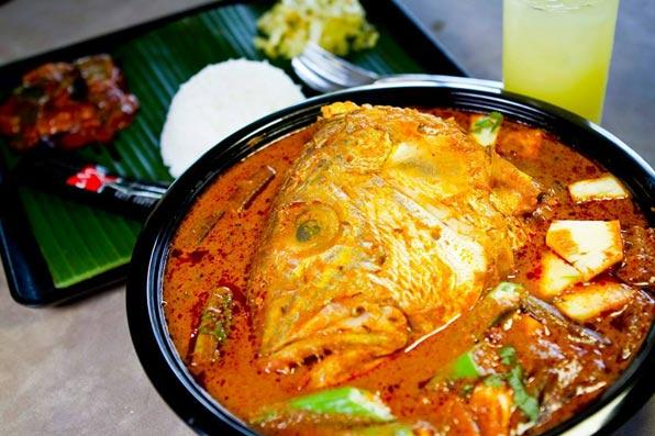 Muthu's Curry : Good & Affordable Indian Restaurant