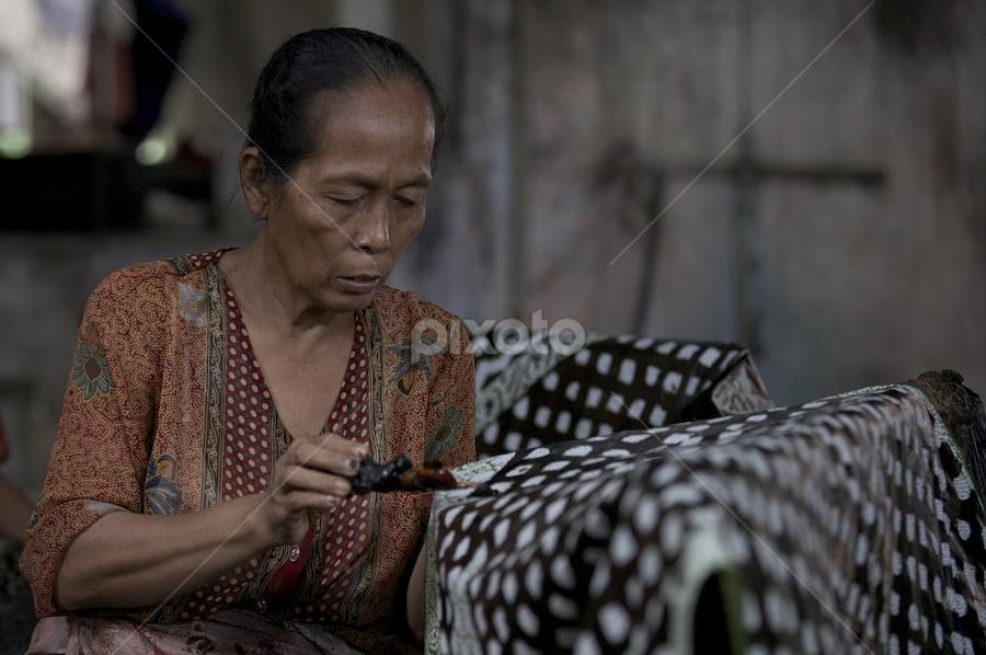 Batik Exhibition by Tedjo Harjanto - News & Events Business
