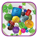 Food additives 💊 E-Numbers/E-Codes icon