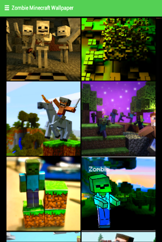 android Hintergrundbilder minecraft Screenshot 10
