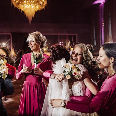 Wedding photographer Anna Peklova (AnnaPeklova). Photo of 13.02.2018