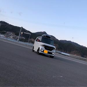 Nボックスカスタム JF4のカスタム事例画像 ミサキ@ち〜むまつお東北支部支部長さんの2020年03月23日22:07の投稿