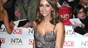 Corrie's Samia Longchambon sat with chocolate milk in hair for hen do scene