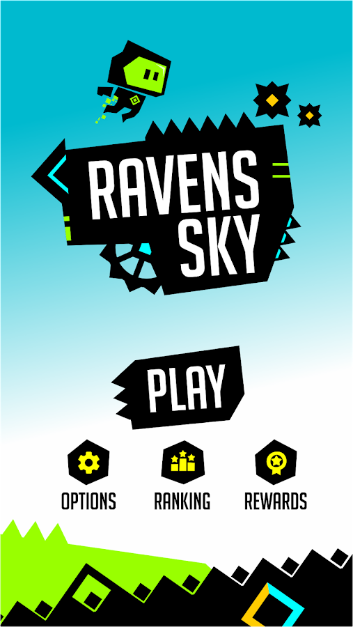 Ravens Sky- screenshot