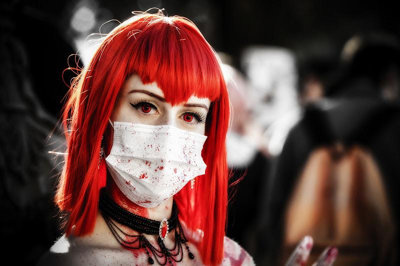 Red Nurse di marco pardi photo