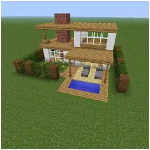 make a minecraft house 1.0 screenshots 1