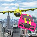 Grand Theft Car Sky Auto Stunt icon