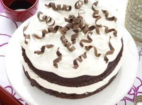 Walnut Chocolate Torte Recipe