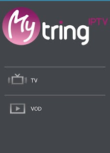 My Tring IPTV- screenshot thumbnail