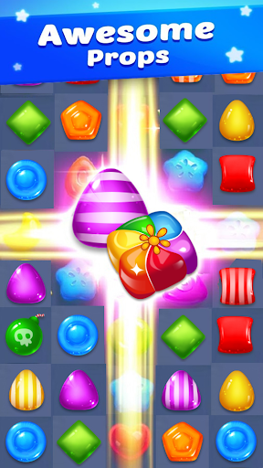 Lollipop Candy: Sweet Match 3 Puzzle Game 9.6.6 Cheat screenshots 2