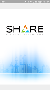 SHARE, Inc. screenshot