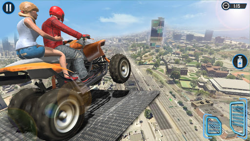 ATV Quad Bike Simulator 2018: Bike Taxi Games  screenshots EasyGameCheats.pro 4