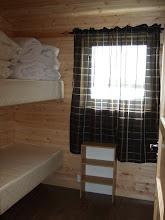Photo: Sovrum i lägenheten http://norgehavsfiske.se/tromso_fiskecamp